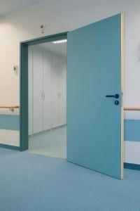 Geluidsisolerende deur | Hout (type MH42)