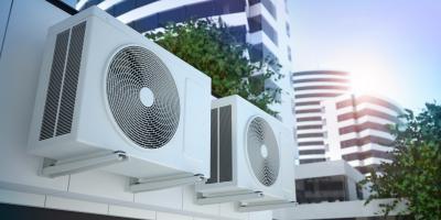 Buitenunits van airco- en warmtepomp isoleren
