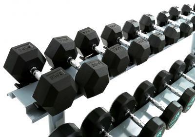 Trillingsisolatie voor fitnessapparatuur