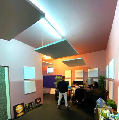 Nieuwe studio voor Mr. Polska