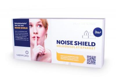 Noise Shield, hét isolatiepakket voor de doe-het-zelver