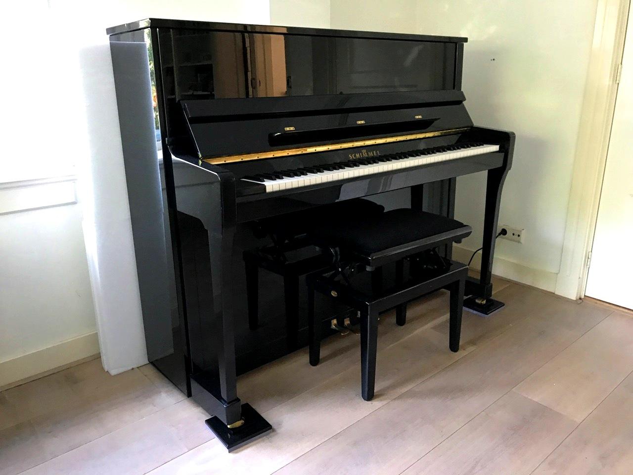 Pianodempers