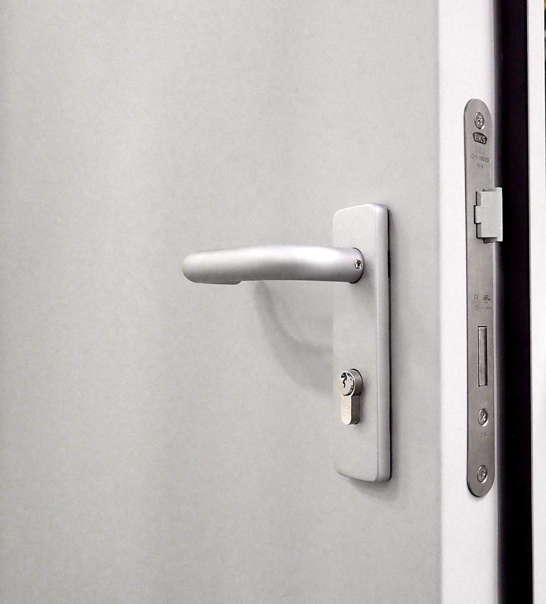 Geluidsisolerende deuren